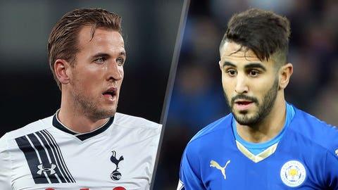 Tottenham vs. Leicester City (Sunday, 11 a.m. ET, FS1)