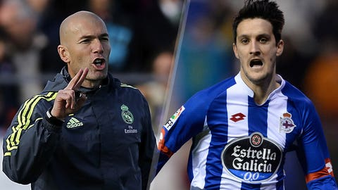 Real Madrid vs. Deportivo (Saturday, 2:30 p.m. ET, beIN)
