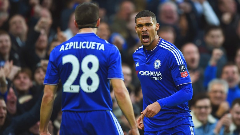 Chelsea squeeze past plucky Scunthorpe in the FA Cup