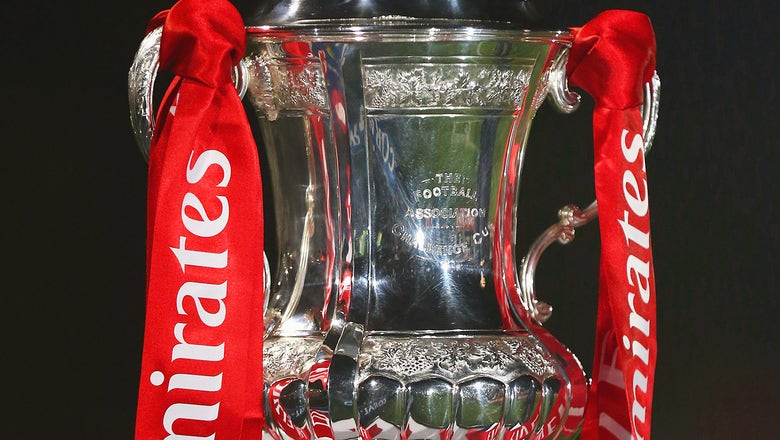 FA Cup fourth round draw results