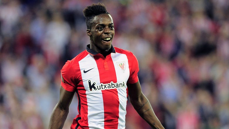 Liverpool compete with Arsenal for Bilbao forward Williams