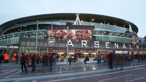 7. Arsenal (Premier League) -- $473.9 million