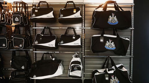 17. Newcastle United (Premier League) -- $184.2 million