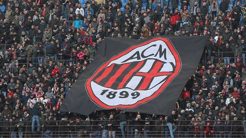 14. AC Milan (Serie A) -- $216.7 million