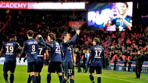 Stud: Angel Di Maria (Paris Saint-Germain)