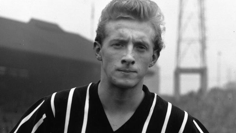 TBT: Denis Law scores six goals ... and still loses