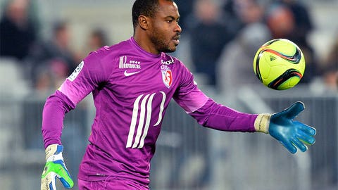 Vincent Enyeama (Lille and Nigeria)