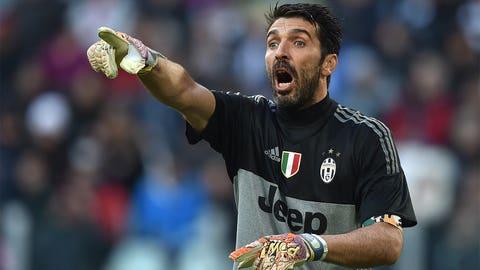 Gianluigi Buffon (Juventus and Italy)