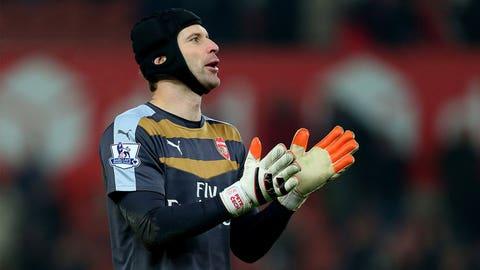 Petr Cech (Arsenal and Czech Republic)
