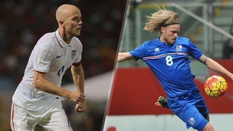 USA vs. Iceland (Sunday, 3:45 p.m. ET, ESPN 2)