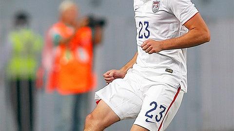D.C. United defender Steven Birnbaum