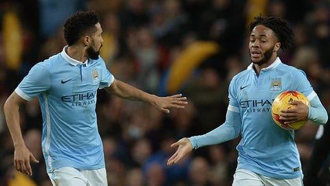 8. Manchester City (Premier League)