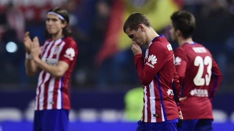 7. Atletico Madrid (La Liga)
