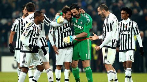 5. Juventus (Serie A)