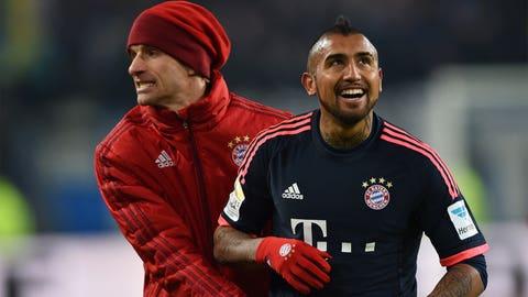 2. Bayern Munich (Bundesliga)