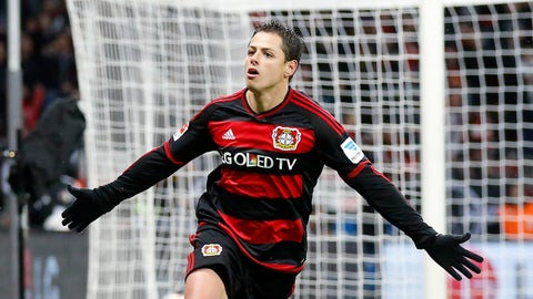 No one signs Chicharito, contrary to constant rumors