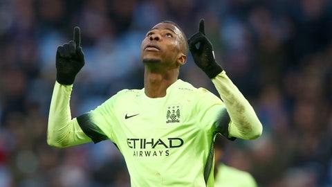 Stud: Kelechi Iheanacho (Manchester City)