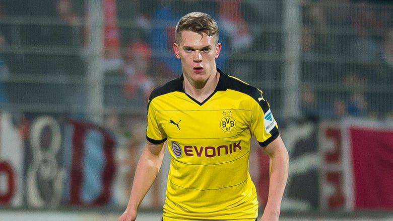 Chelsea enter the race for Borussia Dortmund defender Ginter