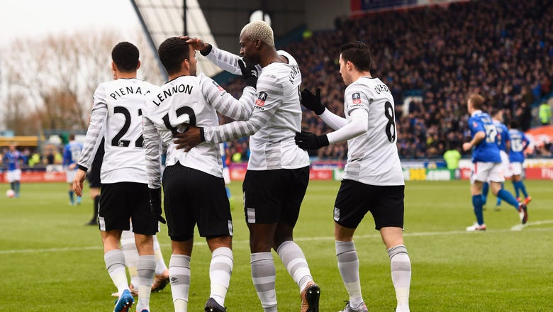 Everton progress to FA Cup fifth round at Carlisle's expense