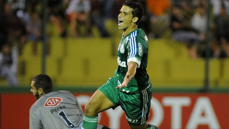 Copa Lib: Palmeiras held by River; Tachira down Olimpia