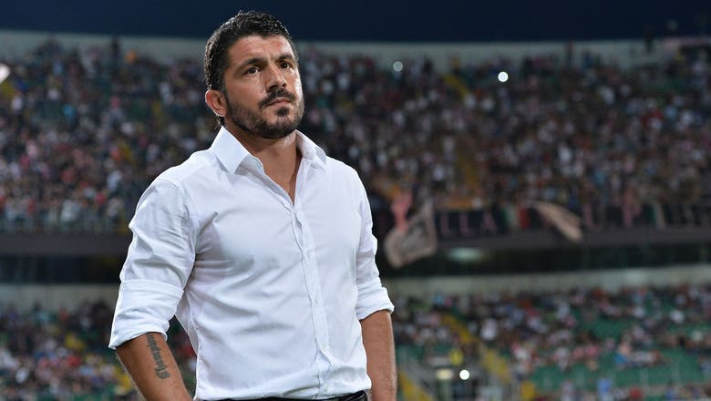 Gattuso says he would walk to Old Trafford for the United job