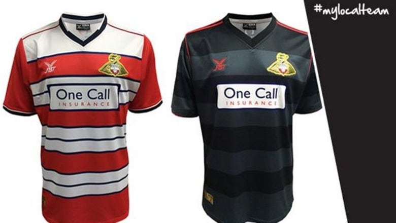 One Direction's Louis Tomlinson picked to design Doncaster Rovers new kit