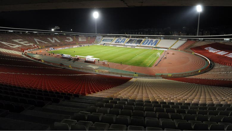 Red Star Belgrade match postponed after fan killed in Cacak