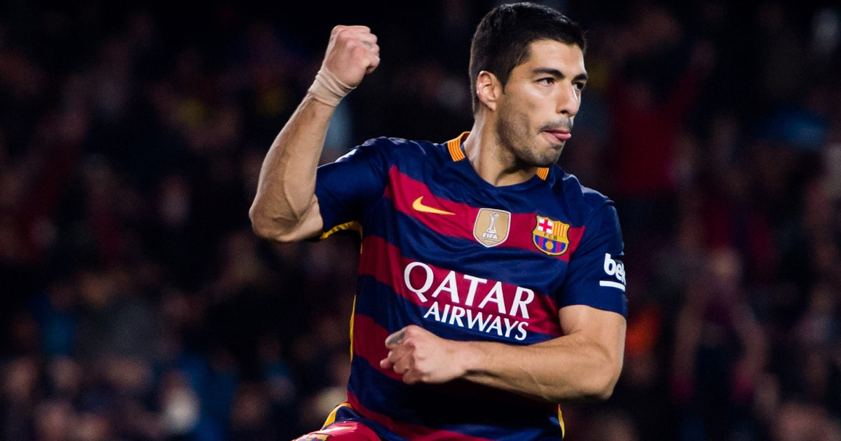 Luis Suarez Makes La Liga History With Another 4 Goal Outing Fox Sports