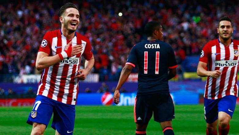Manchester United, Barcelona in battle to sign Atletico Madrid's Saul