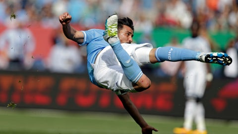 David Villa, ladies and gentleman
