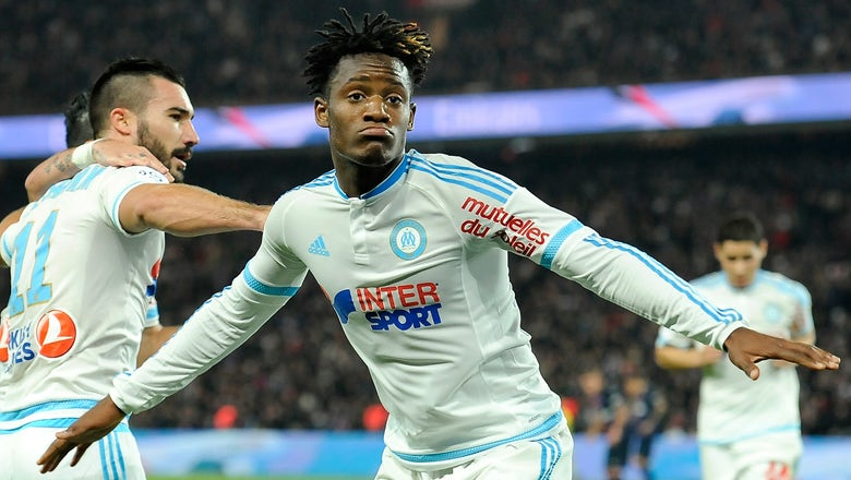 Marseille coach Passi confirms likely Batshuayi exit