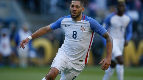 Clint Dempsey's heart condition puts future in doubt