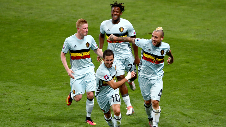 Belgium are on fire and they're not even at their best yet