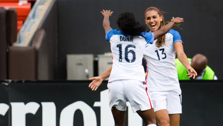 NWSL faces challenge (and opportunity) with Crystal Dunn, Alex Morgan going abroad