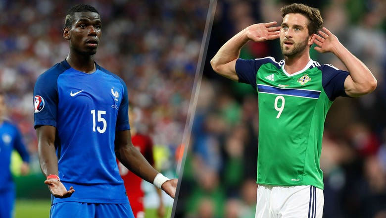 Will Grigg tied Paul Pogba in votes for UEFA's Best Player in Europe award