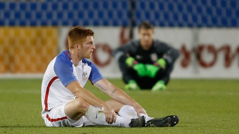 The U-23s fail to qualify for the Olympics ... again