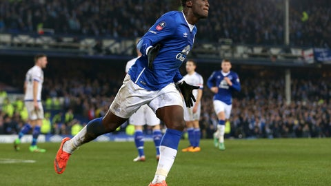 Romelu Lukaku - 12/1 to lead the league in goals