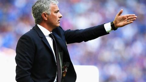 Jose Mourinho — Manchester United