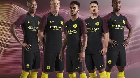 Manchester City away (Nike)