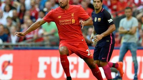 Emre Can - Midfielder - Liverpool