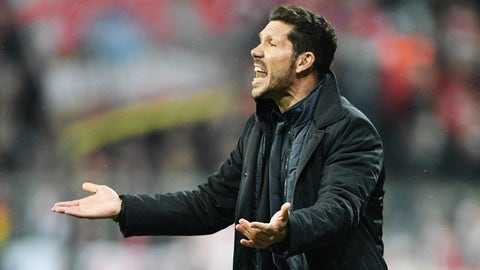 Reasons Atletico Madrid should worry