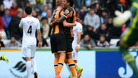 Another win for Hull City