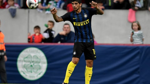 Ever Banega - Inter Milan
