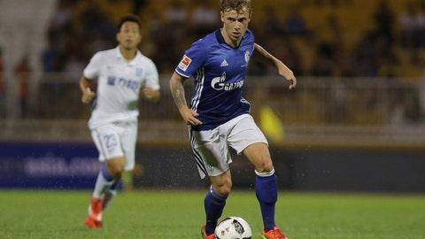 Max Meyer, Schalke
