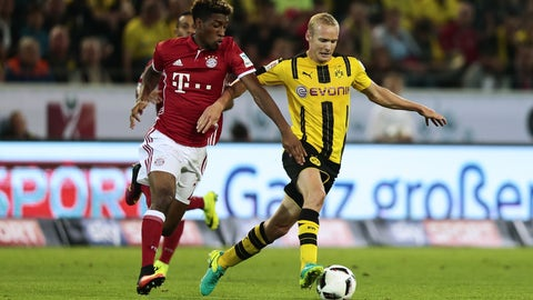 Sebastian Rode, Borussia Dortmund