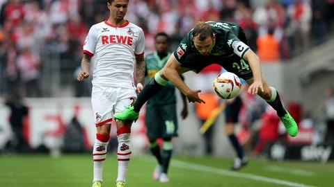Borussia Monchengladbach vs. Koln - November 19