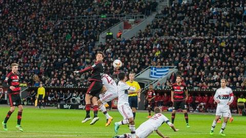 Bayer Leverkusen vs. Bayern Munich - April 15
