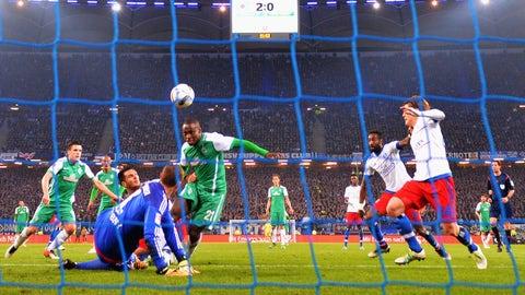 Hamburg vs. Werder Bremen - November 25