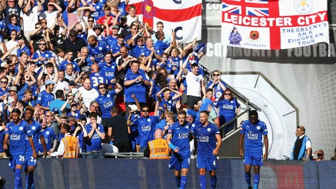 Leicester City have a chance