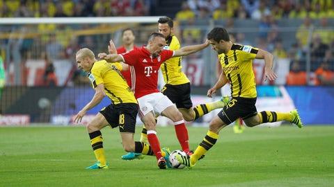 Bayern Munich vs. Borussia Dortmund - April 8